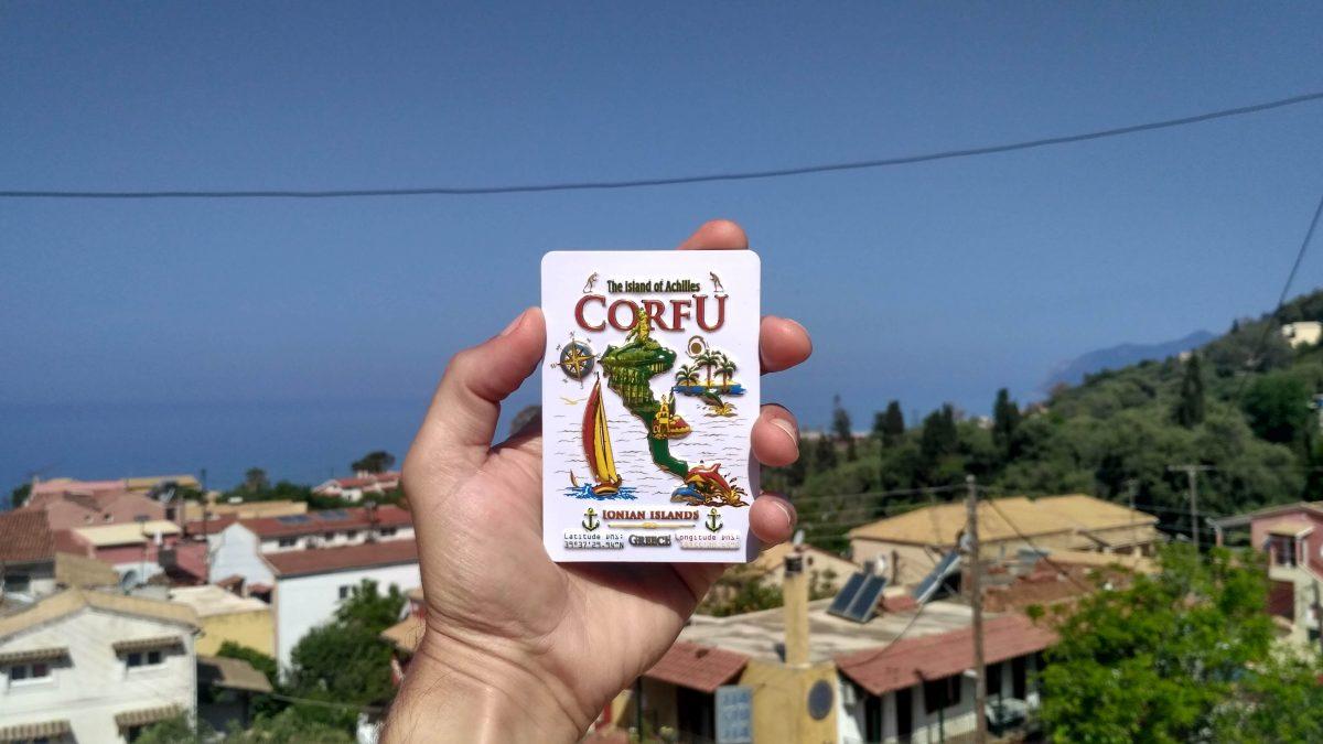 Corfu - The Island of Achilles