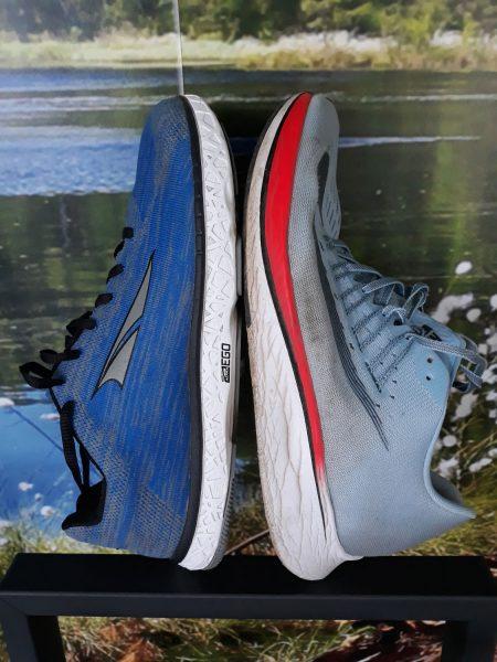 Altra vs Nike